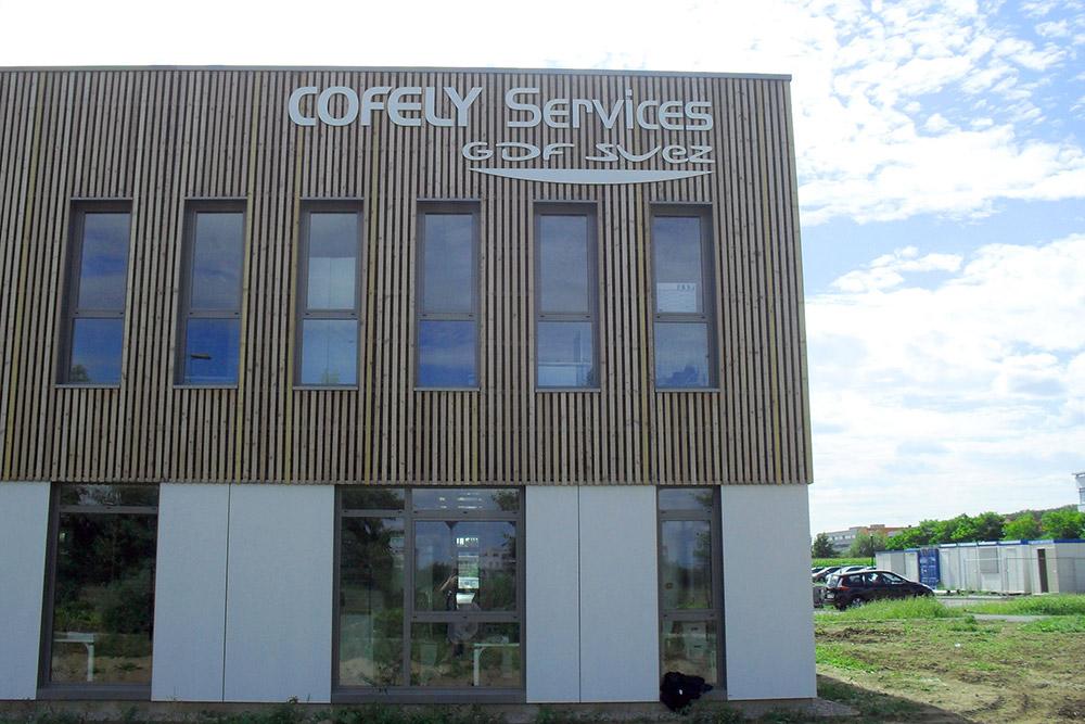 Cofely Services Forbach - sécurité entreprise