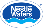 Logo Nestlé Waters