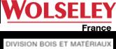 Logo Wolseley France Bois et Matériaux