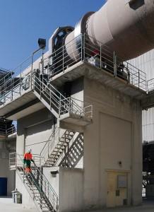 Site industriel Materis - sécurité
