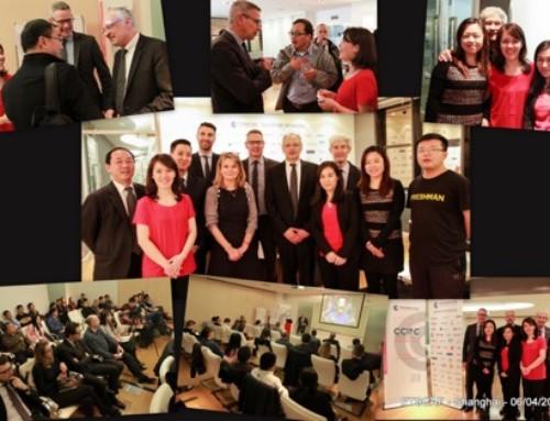 Succès de notre soirée Sécurité en entreprise à Shanghai