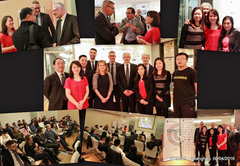 Equipe ETSCAF en Chine - Sécurité des entreprises