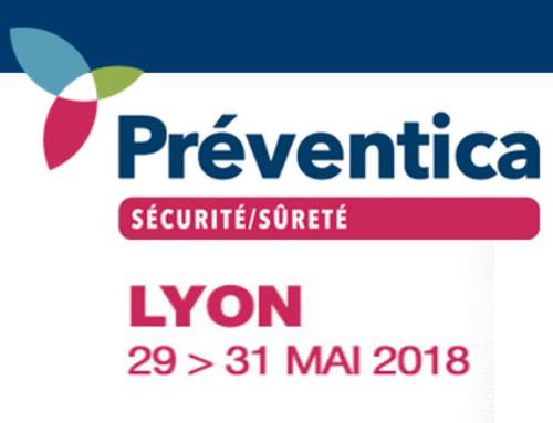 ETSCAF présent au salon PRÉVENTICA Lyon 2018