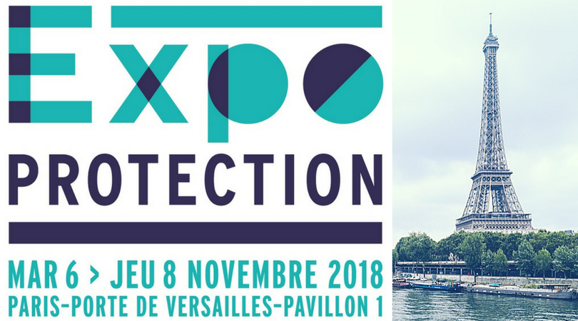 Salon Expoprotection Paris 2018