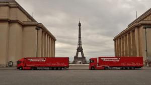 Transcan transport Paris
